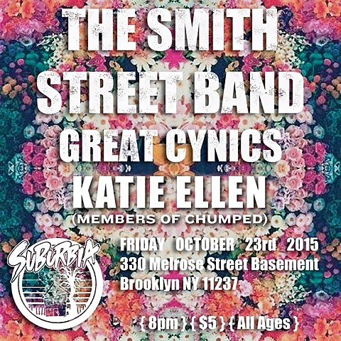 Smith Street Band Katie Ellen