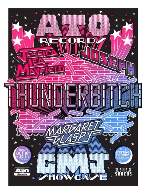 ATO Records CMJ 2015