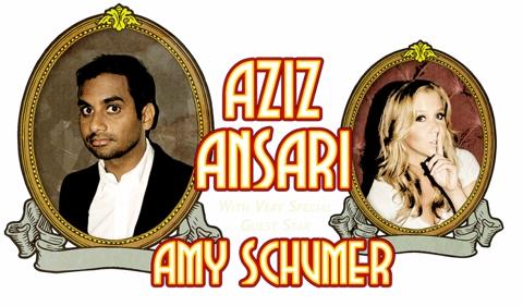 Aziz Amy Schumer Oddball