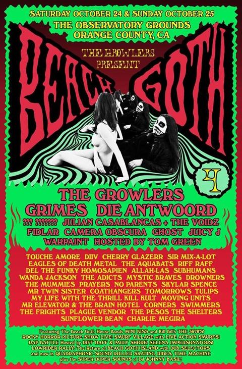 Beach Goth