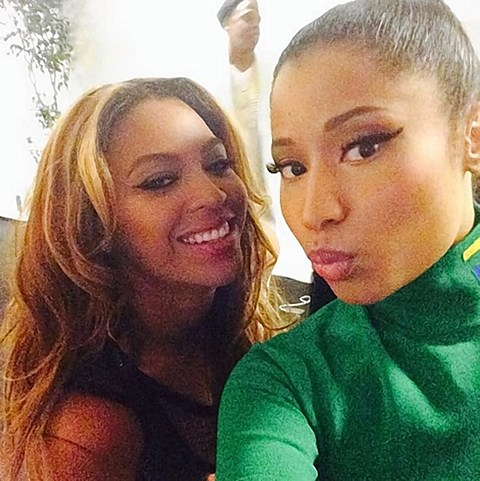 Queen Bey & Queen of Rap
