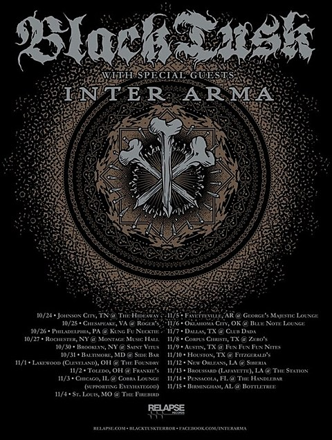Black Tusk Inter Arma