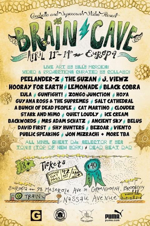 Brain Cave 2013
