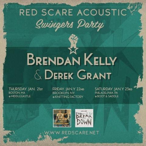 Brendan Kelly Derek Grant