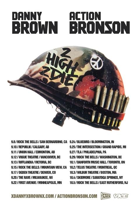 2 HIGH 2 DIE