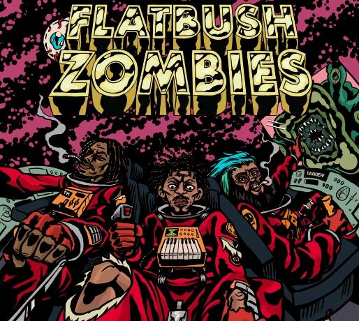 Flatbush Zombies Announce Debut Album Amp 2016 Tour Share