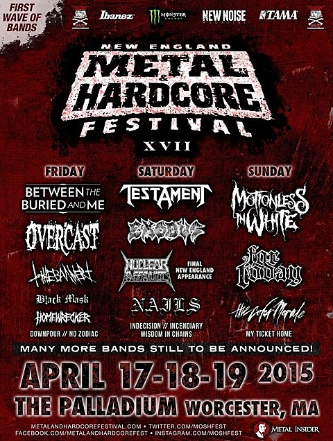 New England Metal and Hardcore Festival