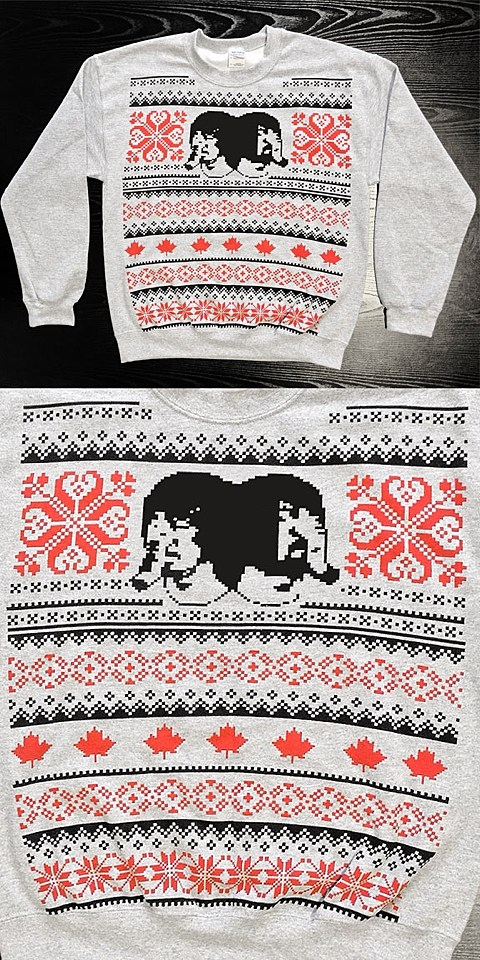 dfa 1979 descendents metallica - Metallica Christmas Sweater