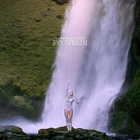 "iamamiwhoami released ""Fountain"" (watch the video)"