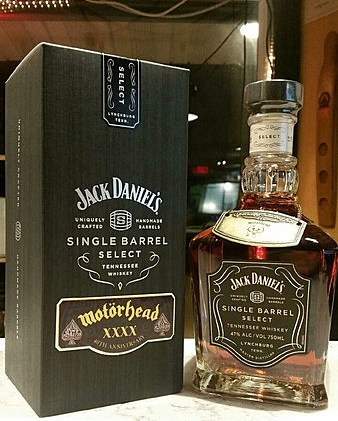 Jack Daniels Motorhead