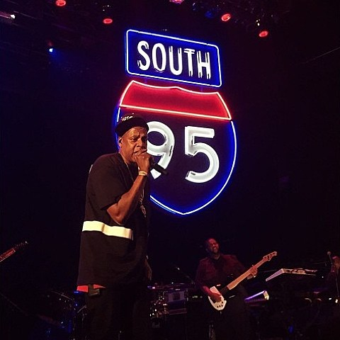 Jay z played b sides at terminal 5 full set video setlist malvernweather Gallery