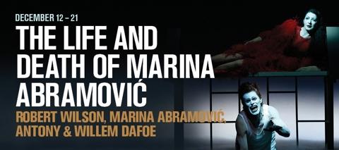 Life and Death of Marina Abramovic