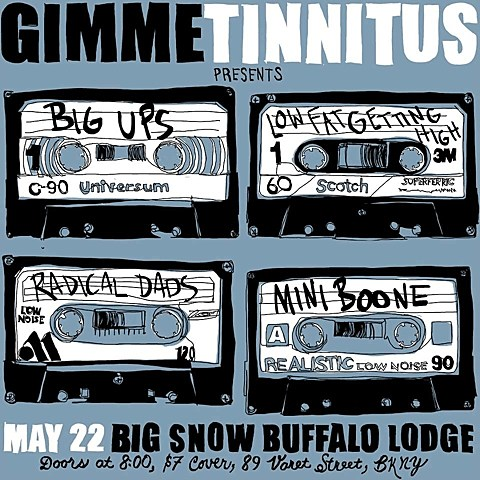 Gimme Tinnitus