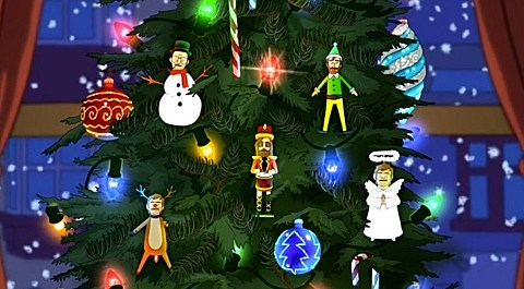 the national star in bobs burgers as xmas tree ornaments perform christmas magic watch