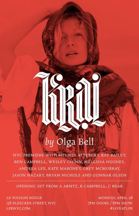 Olga Bell