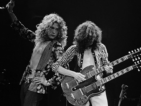 Led Zeppelin says no live shows, but even more unheard material may