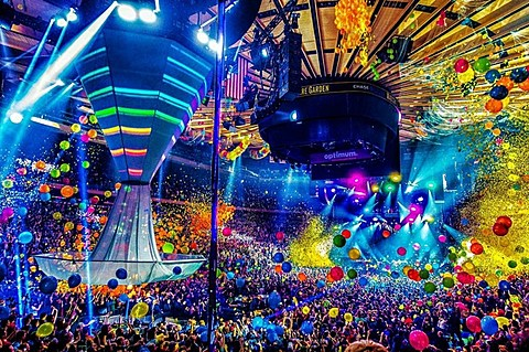 Phish celebrated 2016 with four MSG shows (pics, video and
