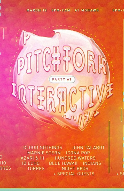 Pitchfork SXSW
