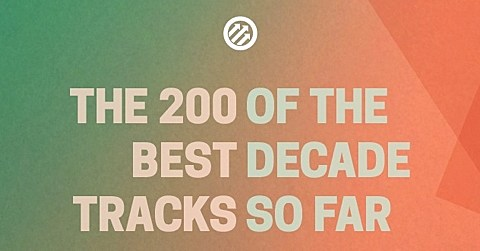 Pitchfork's Top 200 Tracks of the Decade So Far (2010-2014)