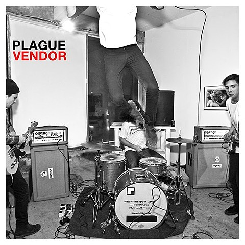 5 new-ish punk songs to listen to: Plague Vendor, Hard Girls, Arctic