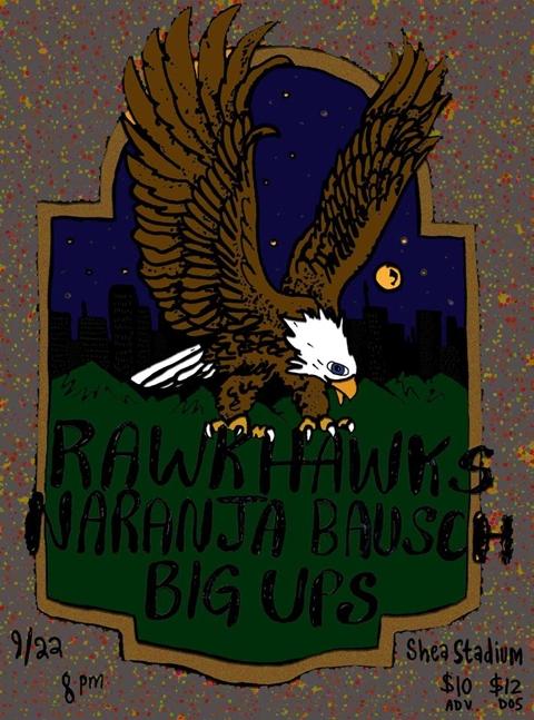 Rawk Hawks