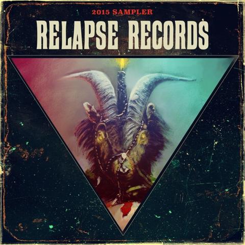 Relapse 2015 Sampler