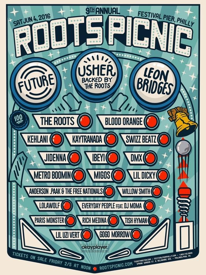 Roots Picnic 2016