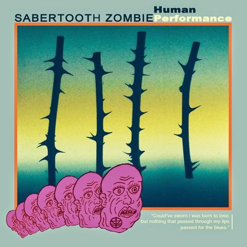 Sabertooth Zombie