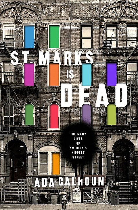 St Marks Is Dead