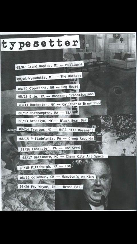 Black bear tour dates in Melbourne