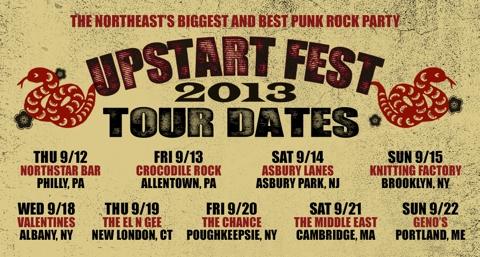 Upstart Fest 2013