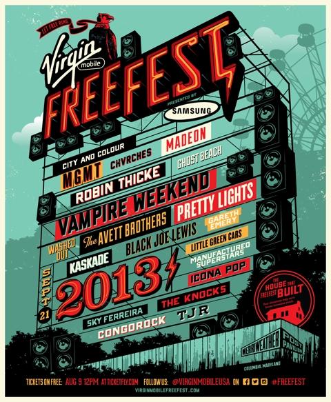 Virgin FreeFest