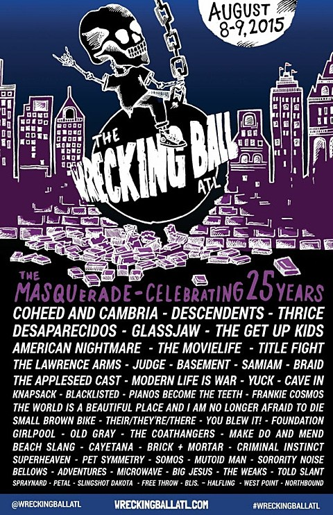 Wrecking Ball Fest