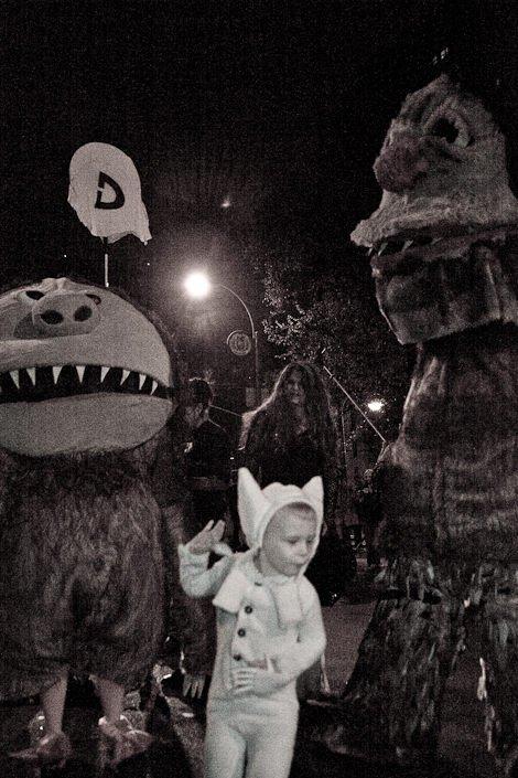 2009 Halloween Parade