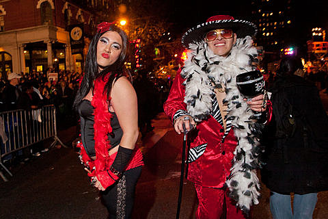 2011 NYC Halloween Parade
