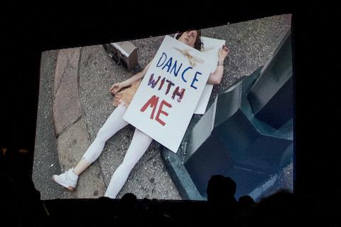 Girl Walk // All Day @ Cinema East - 8/19/2012