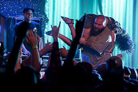 Action Bronson @ Beauty Ballroom - 9/21/2012