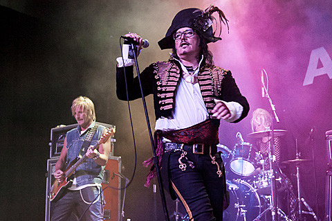 Adam Ant @ Emo's East - 9/19/2012