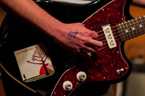 Allo Darlin' @ Mohawk - 5/1/2012