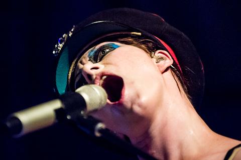 Amanda Palmer @ Stubb's - 9/19/2012