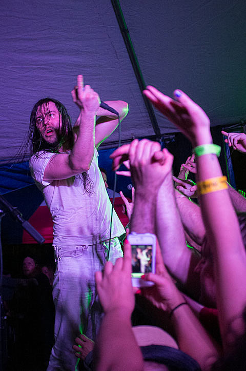 Andrew WK @ Bar 96 on 3/14/2012