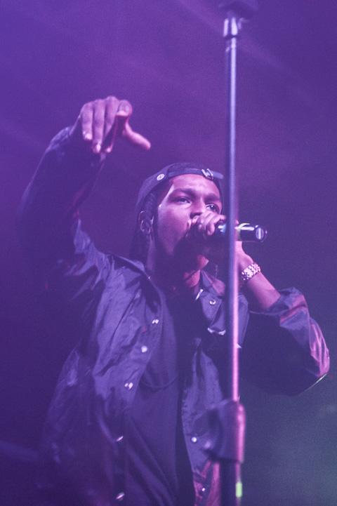 A$AP Rocky @ Fun Fun Fun Fest - 11/03/2012