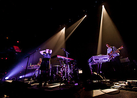 Austra @ The Moody Theater - 2/11/2013