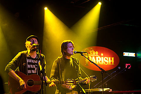 Avalanche City - The Parish - Austin - 11/21/2011