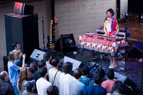 Bell @ Mohawk - 4/17/2012