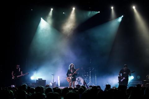 Best Coast @ Emo's - 6/3/2012