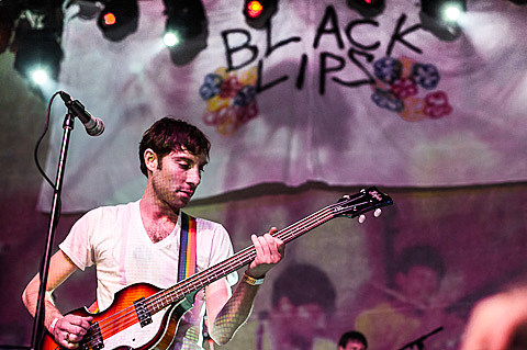 The Black Lips @ Emo's during Psych Fest - 4/28/2012