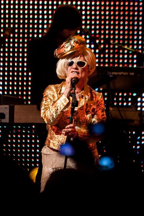 Blondie @ Stubb's - 9/18/2012
