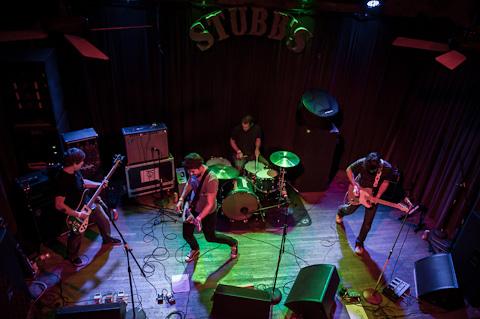 Boy + Kite @ Stubb's - 6/14/2012