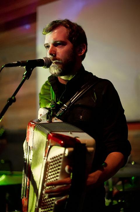 Buxton @ Mohawk - 2/9/2012